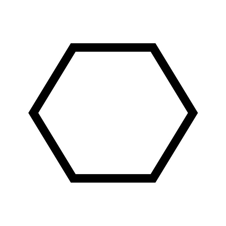 slavobrány hexagon