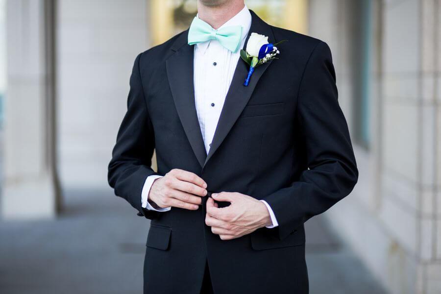 dresscode na svatbu blacktie