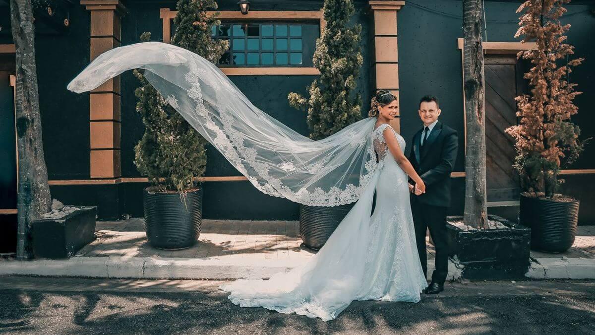 Svatba pouze se svědky
