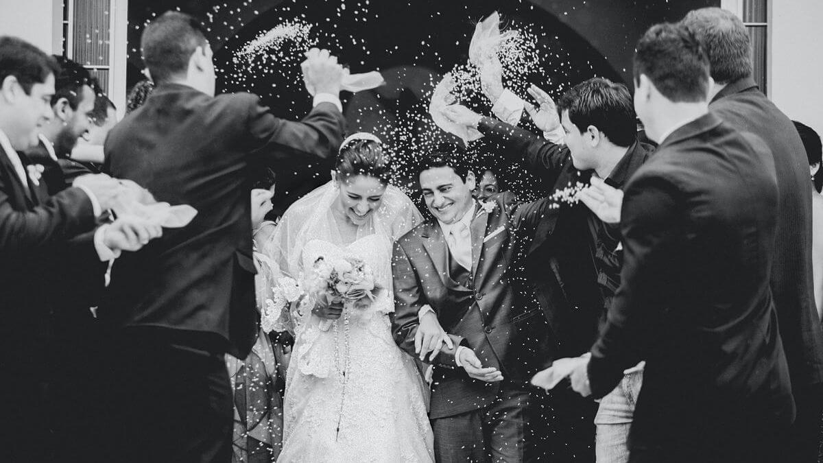svatební ulička